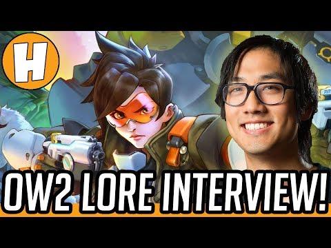 Overwatch 2 - LORE/Developer Interview @ Blizzcon 2019! | Hammeh