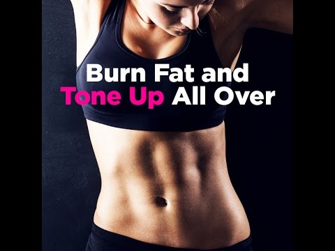 how to burn fat and tone muscle