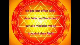 Meditation mit Erzengel Gabriel zum Thema Fülle, Geld - von Silvia Schindler