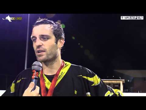 Coupe Suisse :  Interview Davide Sundermann