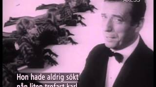 Watch Yves Montand La Marie Vison video