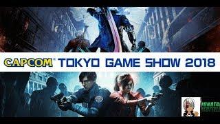 Tokyo Game Show 2018 de Capcom en Vivo Comentado en Español (Spanish)