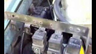 Testing Pontiac & Quad4 2.3L engine 2
