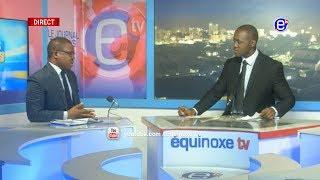 TENDANCE ÉCONOMIQUE (Georges MEKA ABESSOLO) DU 16 11 2018 - ÉQUINOXE TV