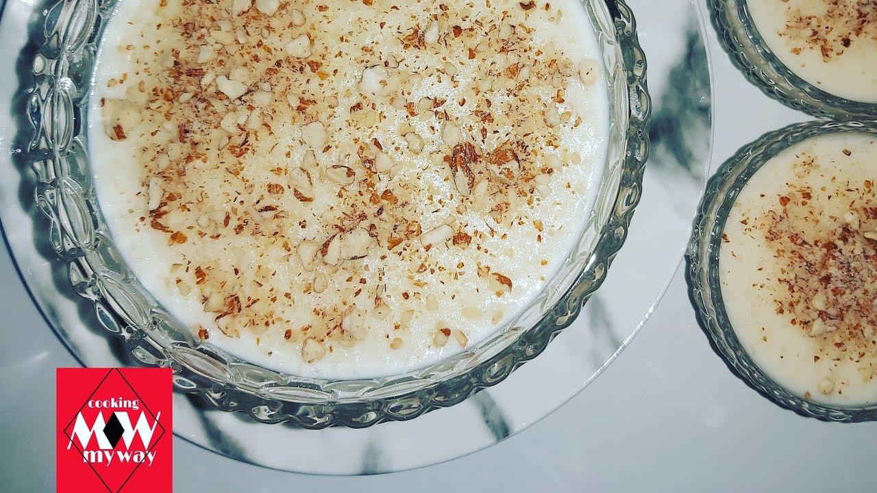 Kheer, Rice Pudding My Way | Gluten Free, Easy Recipe ...