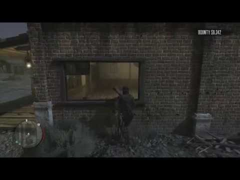 Red Dead Redemption Armadillo Bank Robbery