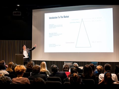 Marek Claassen, 'Art Market – The Big Detachment'. Talking Galleries Barcelona Symposium 2015