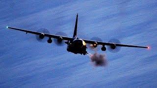 AC-130 Gunship - One Day Inside the Legendary US Plane
