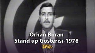 Orhan Boran'ın Stand-up Gösterisi
