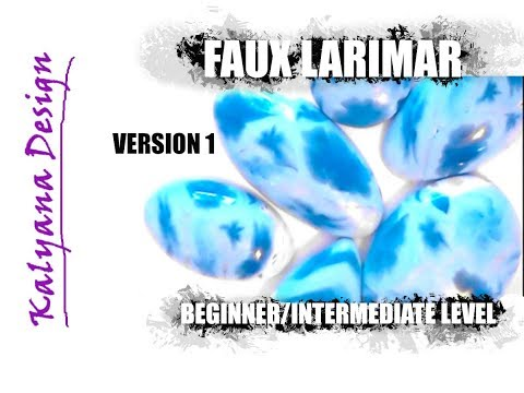 faux-larimar-version-1-beginner/intermediate-level---polymer-clay-tutorial-282