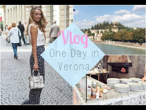 Holiday Vlog : One Day In Verona   |   Fashion Mumblr