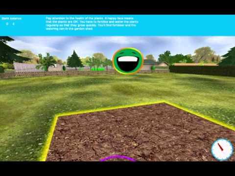 Garden Simulator For Pc Trailer Youtube