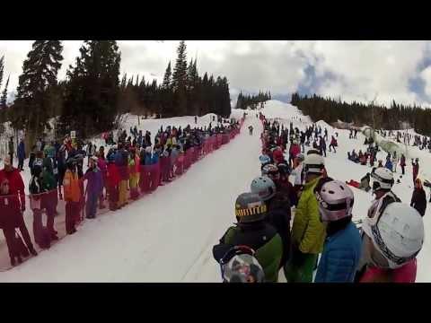 Winter Park Spring Splash HIGHLIGHTS Crashes and Thrills