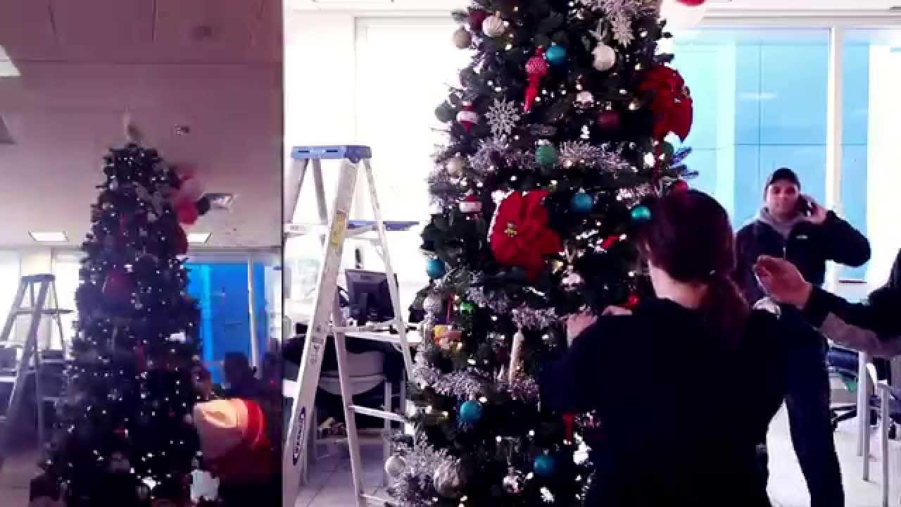 MARTY FELDMAN CHRISTMAS TREE