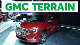 2018 GMC Terrain Preview   Consumer Reports