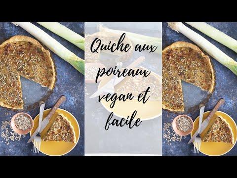 quiche-aux-poireaux-vegan-facile-!-pâte-brisée-et-béchamel-maison-et-express-!