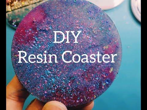 DIY Resin Coaster (quick steps)