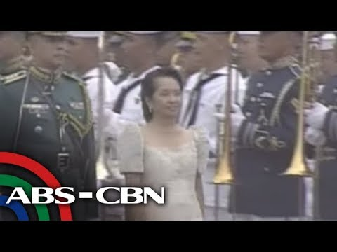 Departure honors held for outgoing President Arroyo