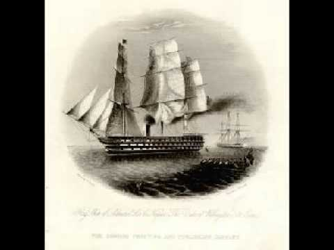 sea shanties - spanish ladies