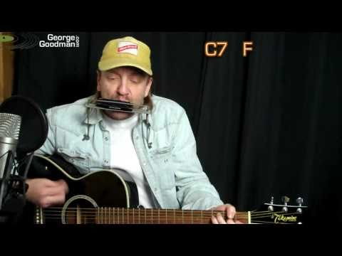 Feelin Alright Online Guitar How To Play on Guitar and Harmonica