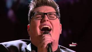 The Voice USA 2015 - Winner - Jordan Smith sings 'Somebody to Love' by