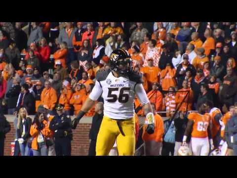 Shane Ray 2014 Highlights (The Force Up Front)