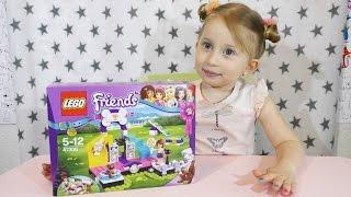 Набор для девочек ЛЕГО Подружки: Выставка Щенков Чемпионат LEGO FRIENDS set Открываем и играемся!(, 2017-05-04T07:53:49.000Z)