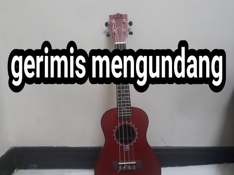 #ukulele-#coverlagu-gerimis-mengundang-cover-ukulele