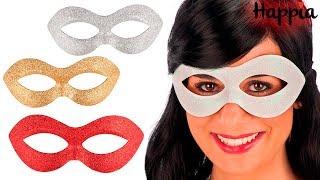 Новогодняя венецианская маска / Обзор