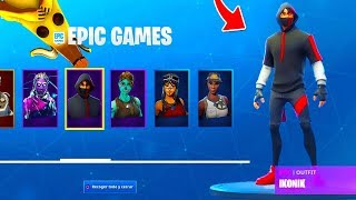 RAPIDO GET ANY EXCLUSIVE SKIN DE FORTNITE BATTLE ROYALE SEASON 10