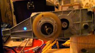 Видео CoDeSys ПЛК Овен язык программирования CFC + шаговый двигатель