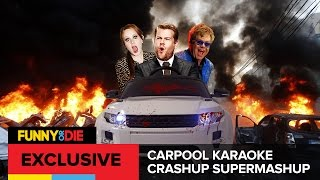 Carpool Karaoke Crashup Supermashup