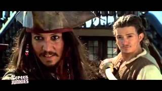 Honest Trailers Pirates of the Caribbean