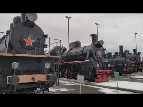 Музей военной техники УГМК 2020. Тур выходного дня