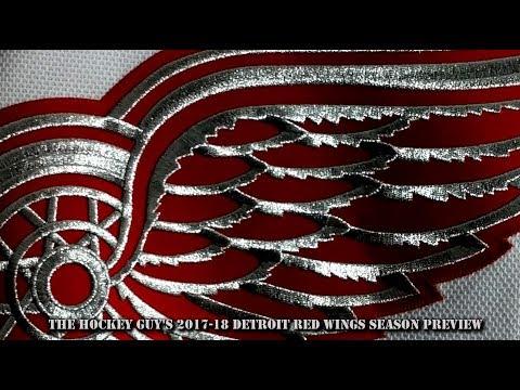 2017-18 Detroit Red Wings Season Preview