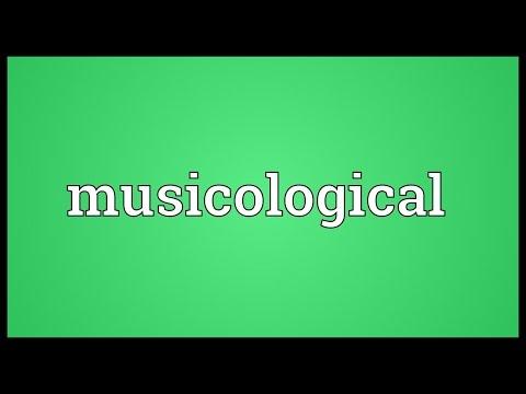 Header of musicological