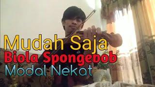 Biola Sakti Spongebob