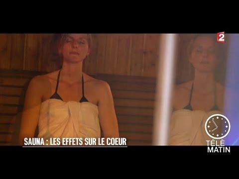 Bien-être - Sauna : les effets sur le cœur