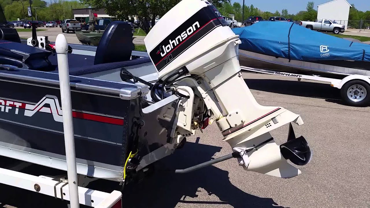 1991 alumacraft dominator cs youtube rh youtube com Alumacraft Maveric Alumacraft Fishing Boats