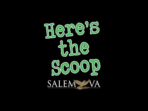 """Here's The Scoop"" in Salem, Virginia on Stormwater & Pet Waste"