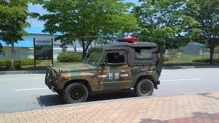 Республика Корея , из Сеула на границу с северной Кореей