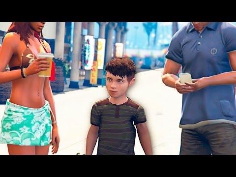 скачать мод на гта сан андреас на ребенка - фото 2
