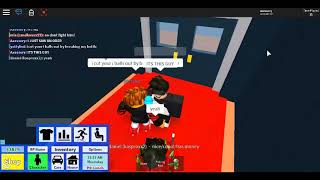 WORST ODER EVER DETECTED IN ROBLOX HIGH SCHOOL