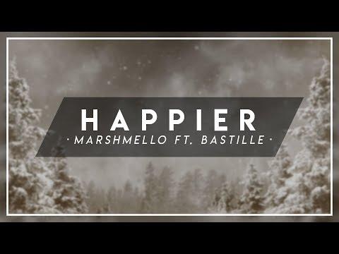 Marshmello ft. Bastille - Happier (Remix) ✘「Advent Calendar Ep.15」