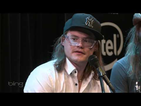 Metal Heads With Broken Hearts - Interview (Bing Lounge)