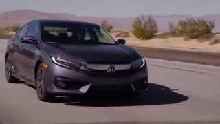 The All-New 2016 Civic Sedan Reveal