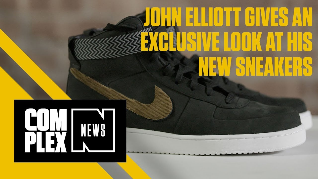 An Exclusive Look at This Nike