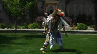 Aboriginal - Grass Dance - Canada National Aboriginal Day Celebrations 2010