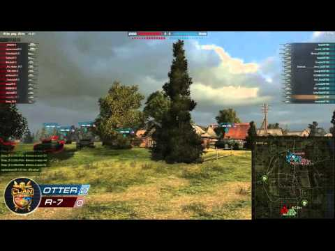 [ENG] Clan League: OTTER vs R-7