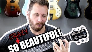 try to play these crazy guitar chords! - so beautiful!
